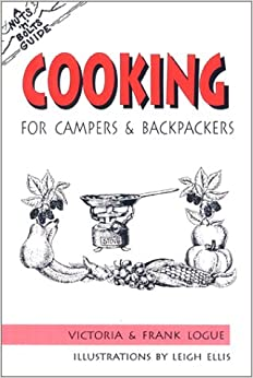 Book The Nuts 'N' Bolts Guide to Cooking for Campers and Backpackers (Nuts 'N' Bolts - Menasha Ridge)