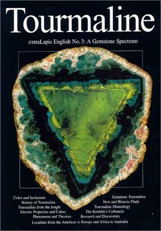 Download extraLapis English No. 3: Tourmaline A Gemstone Spectrum pdf