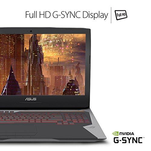 asus rog g752vs xb72k oc edition 17 3 inch gaming laptop. Black Bedroom Furniture Sets. Home Design Ideas