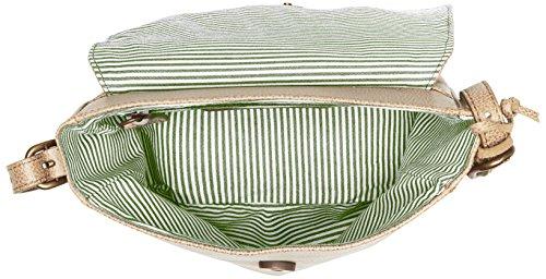 Timberland Tb0m5388, Bandolera para Mujer, 7x15.5x18.5 cm (W x H x L) Beige (Croissant)