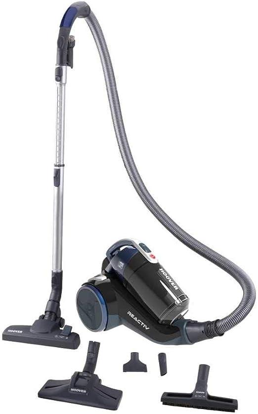 Hoover Reactiv RC50PAR - Aspirador sin bolsa con filtro EPA, con ...