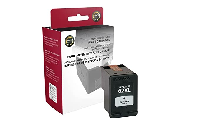 Amazon.com: CIG Remanufactured High Yield Black Ink ...