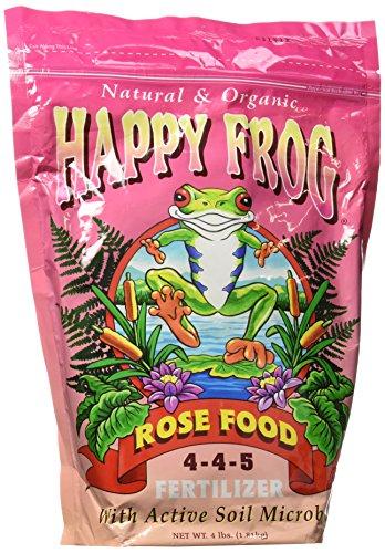 Fox Farm FX14064 Happy Frog Rose Fertilizer, 1 N