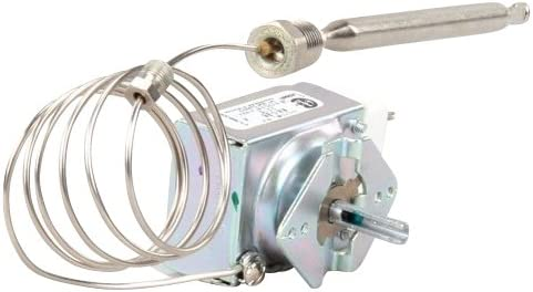 Imperial 1175 Fryer Thermostat with 1 4 Npt Stuff