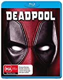Deadpool [Blu-ray/UV] [NON-USA Format, Region B [Blu-Ray] Import - Australia]