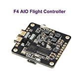 SpeedyBee F4 AIO Flight Controller OSD Built-in LC Lilter Bluetooth Chip Supported Setting FC Parameters via iOS and Android for Mini FPV Racing Drone