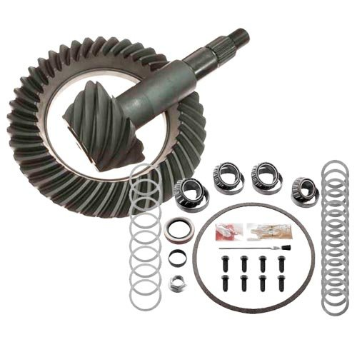 3.73 RING AND PINION & MASTER BEARING INSTALL KIT - COMPATIBLE WITH AMC MODEL 20