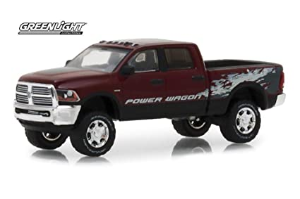 2016 Ram 2500 >> Amazon Com 2016 Dodge Ram 2500 Power Wagon Red Pearl