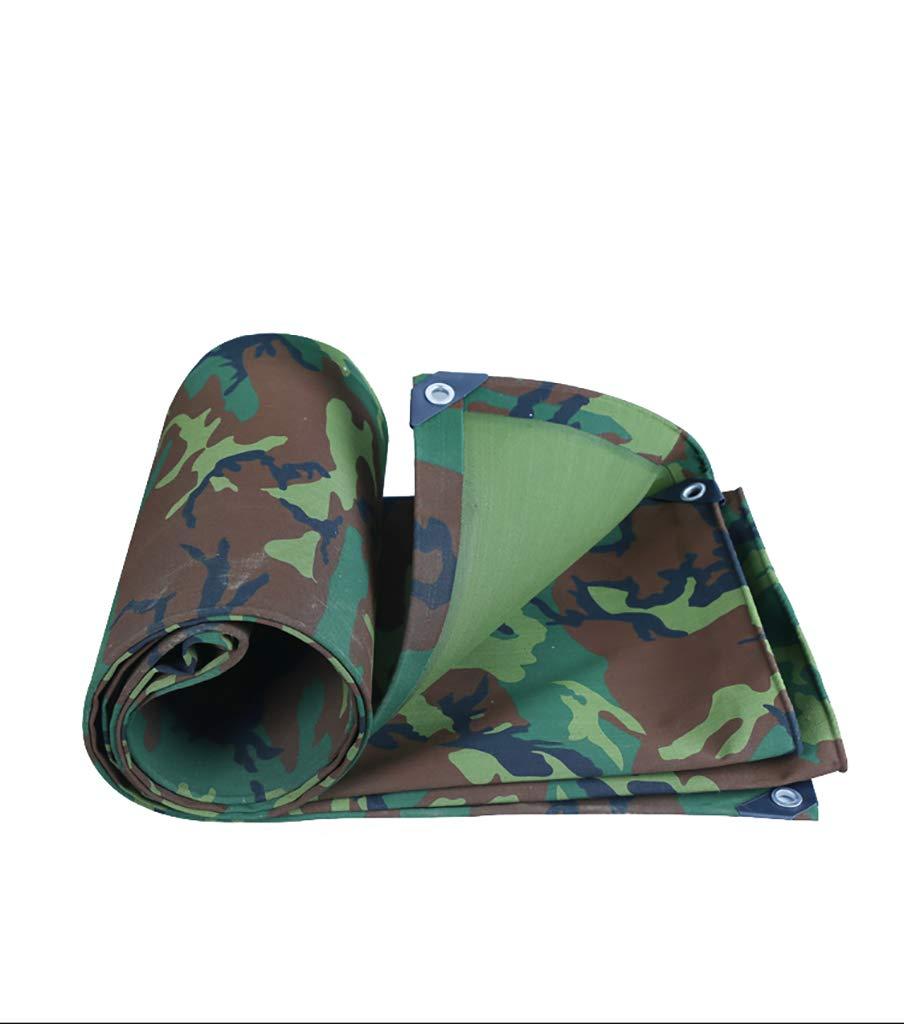 CAOYU Wasserdichte Wasserdichte Sonnenschutzplane des Tarnungssegeltuches Segeltuch