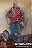 """NECA Cult Classics Series 4 Action Figure Plaid Zombie From """"Dawn of the Dead"""""""