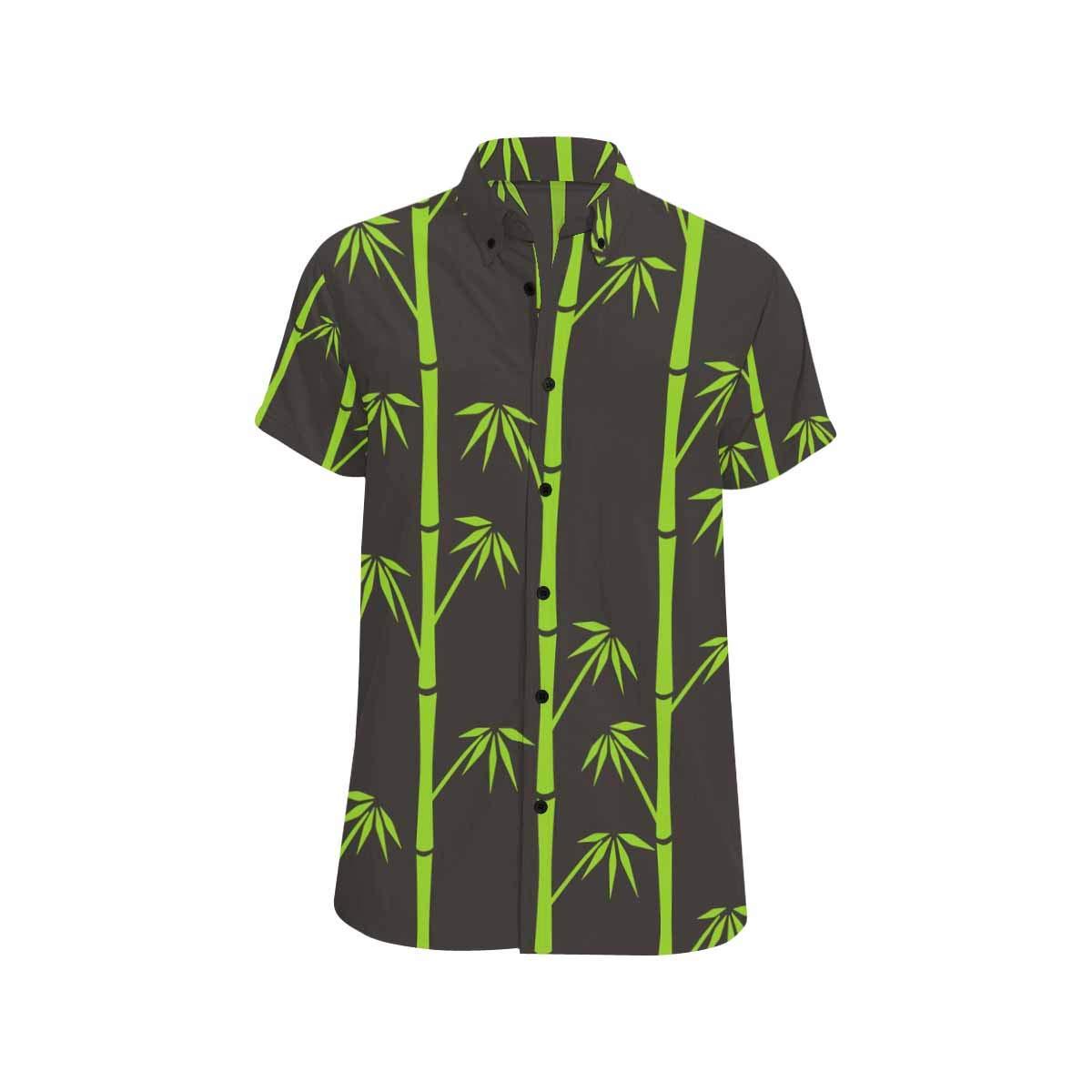 InterestPrint Mens Botton Up Shirt Patricks Day with Shamrock T Shirts for Regular Fit