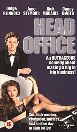 Head Office [Reino Unido] [VHS]: Amazon.es: Eddie Albert ...