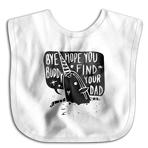 ope You Find Your Dad Waterproof Bib The Baby Bib Lady lovely Baby skin wrap ()