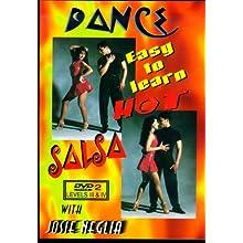Dance Hot Salsa DVD 2 (levels 3&4)