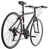 Framed Pro Elite 2.0 FT Mens Bike Black/White/Red 17in