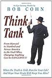 Think Tank, Bob Cohn, 1612044190