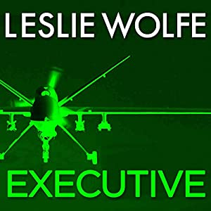 Executive: A Thriller Audiobook