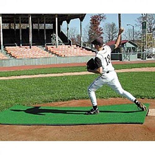 (Baseball Pitchers Mat, Pitching Turf 4'x12' or 6'x12' (4' x 12'))