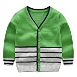 Product review for LOSORN ZPY Baby Boy Sweater Cardigan Cotton Button Kids Knitted Sweatshirt For Newborn