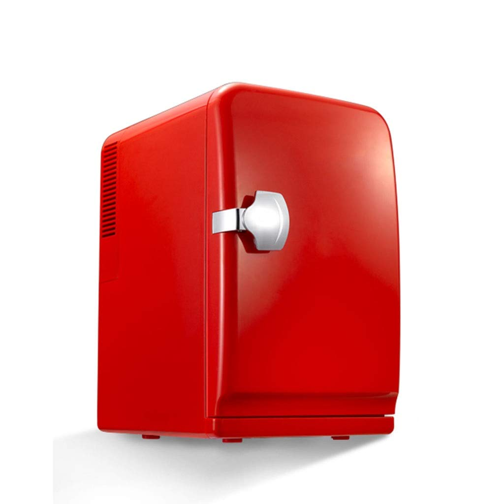 Refrigerator SHPING 5L Red Mini Home Low Power Energy Saving Living Room Portable Vertical by Refrigerator