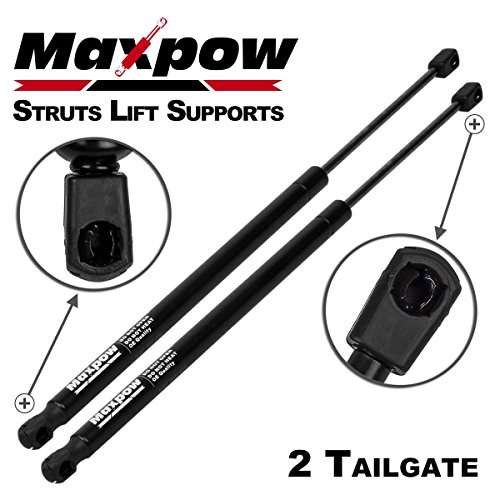 (Maxpow Qty 2 Tailgate Gas Spring Prop Lift Support Strut Compatible With Subaru Impreza 1998 1999 2000 2001 SG223004)