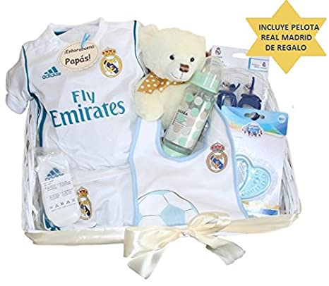 Canastilla Real Madrid: Amazon.es: Bebé