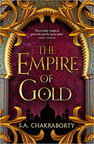 Best Fantasy Books 2020.The Empire Of Gold The Daevabad Trilogy Book 3 Amazon Co