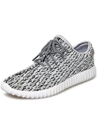 FeeBee Casual Breathable Athletic Fashion Sneakers