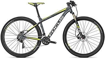 Focus Black Forest LTD 29R Twentyniner Mountain Bike 2016, color ...