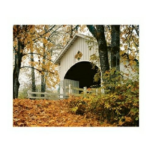 Springbok Neal Lane Covered Bridge 1000 Piece Jigsaw Puzzle