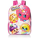 Backpack - Shopkins - w/Lunch Bag New 413377