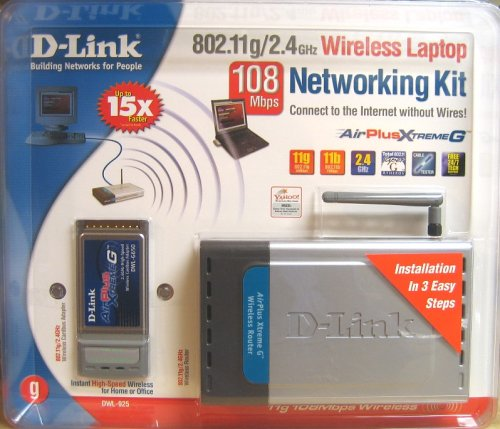 D-Link AirPlus Xtreme DWL-G650 Wireless Drivers Download (2019)