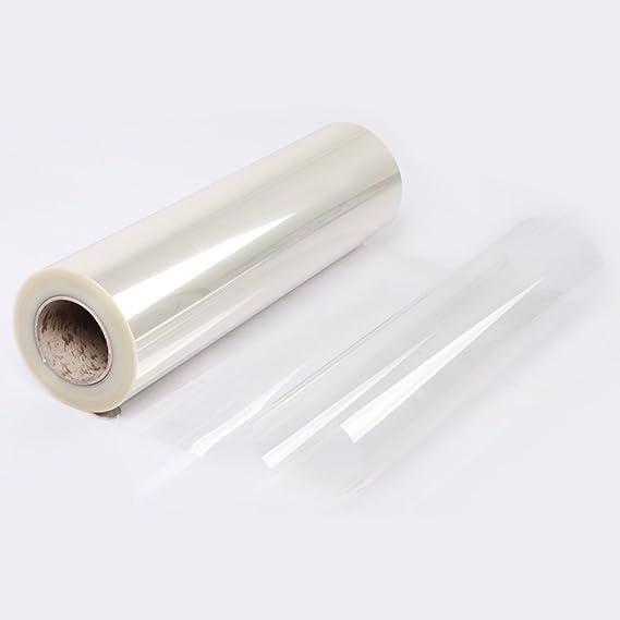 yazi Adh/ésif transparent Reconditionn/é autocollants en vinyle Papier Contact Housse pour Table de cuisine porte de placard 60x250cm