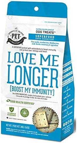 Granville Island Pet Treatery – Nutra Supplement Dog Treat Superfood