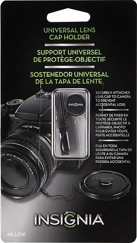 Insignia Universal Lens Cap Holder