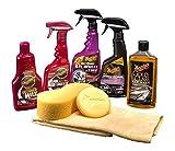 Meguiars VIaFFA G55012 Classic Wash & Wax Kit, 4 Units