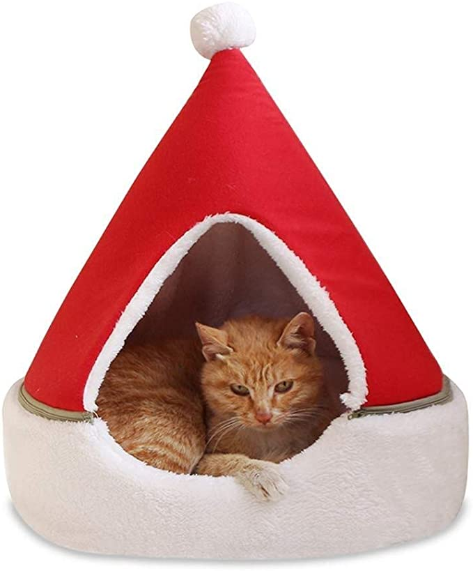 Xihouxian Cama Para Mascotas Camada Para Gatos Arbol De Navidad ...
