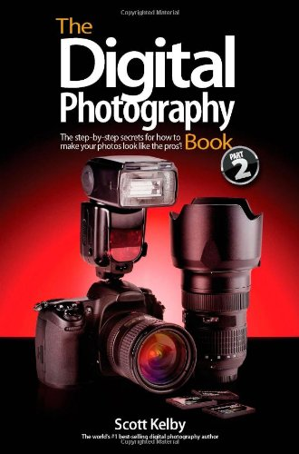 "Scott Kelby, author of the groundbreaking bestseller ""The Digital Photography Book, Vol. 1"" is back with an entirely new book that picks up right where Vol. 1 left off. It's more of that ""Ah ha—so that's how they do it,"" straight-to-the-point, skip t..."