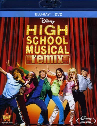 High School Musical (Remix Edition) [Blu-ray] (High School Musical 1 2 And 3)