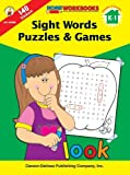 Sight Words Puzzles and Games, Ellen White Holmes, 1594412529