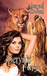 Tieryn's Fury (Shadowcat Nation Book 3)