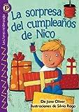 La Sorpresa del Cumpleanos de Nico, Jane Oliver, 0769642187