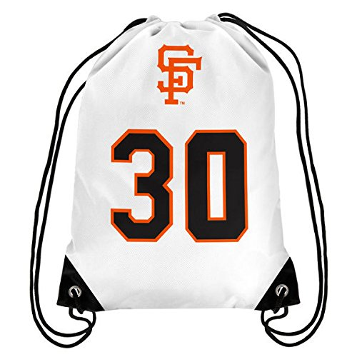 San Francisco Giants Cepeda O. #30 Hall of Fame Drawstring Backpack by FOCO
