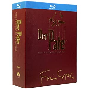 [Amazon] Der Pate   The Coppola Restoration [Blu ray] für nur 24,97€ & Source Code [Blu ray] für 9,97€