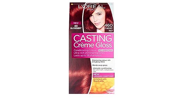 L Oréal Paris – Casting creme gloss 460, color rojo