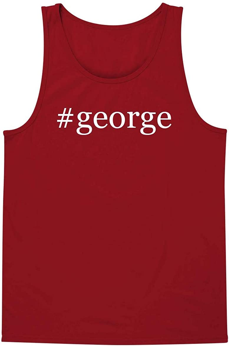 The Town Butler #George - A Soft & Comfortable Hashtag Men's Tank Top