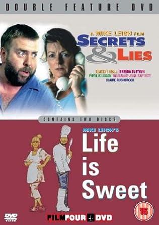 Secret And Lies / Life Is Sweet [Reino Unido] [DVD]: Amazon ...