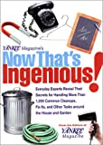 img - for Yankee Magazine's Now That's Ingenious book / textbook / text book