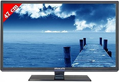 MobileTV vision19dvd televisor LCD HD 18.5 Reproductor DVD Integrado Camping Car: Amazon.es: Electrónica