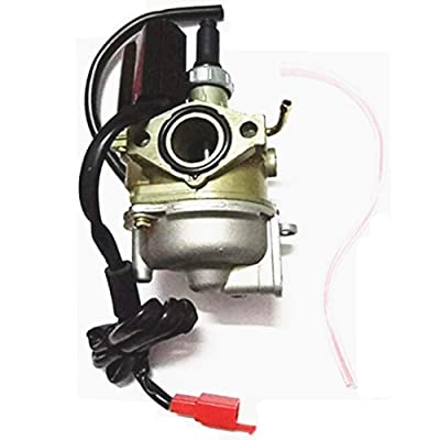 MothAr 19mm Carburetor for Honda Dio 50 AF34/35 ZX34/35 SP SYM Kymco Scooter 2 Stroke 50cc Carb: Automotive